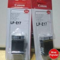 Baterai Kamera Canon EOS M3, M5, M6, 750D, 760D Batere Battery Batre