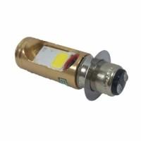 [AKSESORIS MOTOR] LED Lampu H6 Motor Bebek-Matic Hi Low 2 sisi Terang