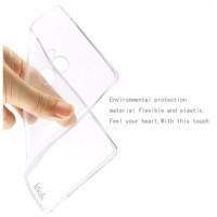 New Imak Full Cover Silicone Case for Xiaomi Mi Mix - Black