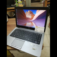Murah Laptop CORE I5 HASWELL HP ELITEBOOK 840 G1 ram 4gb ddr3 750gb
