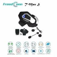 Bluetooth Helm Intercom FreedConn T-Max S 6 Rider 4.1 New Version 1 Km