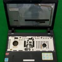 Case Casing Laptop Netbook Asus 1201T Mulus Engsel Kokoh