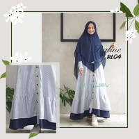 Gamis Raline Dress Greenism