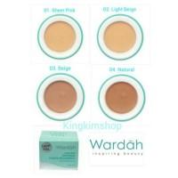 Wardah Everyday Luminous Creamy Foundation Light Feel