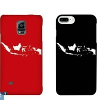 Case Vivo V7 Plus Custom HP Pak Presiden Jokowi Peta Indonesia
