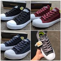 Sepatu Pria Converse Allstar Undefeated Original Sneakers Cowok Keren 5691c11636