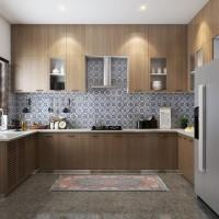 kitchen set minimalis dengan harga murah per meter