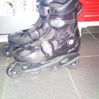 Jual sepatu roda inline skate merk california size 38
