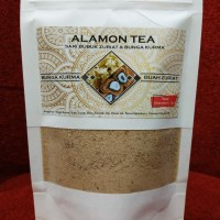 Alamon tea promil / strawberry / susu almond / zuriat / kurma / susu /