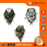 Shemagh airsoft import halus / sorban / keffiyeh