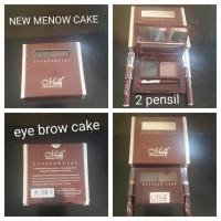 EYEBROW CAKE menow NEW - EYEBROW MN CAKE PLUS 2 PENSIL