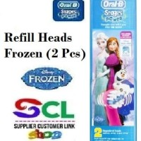 Oral B Stages Power 5+ Frozen Kids Refill heads (2 pcs)