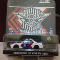 Greenlight nissan skyline gtr
