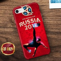 Casing HP Wordcup for IPHONE 6 / OPPO F7 / XIAOMI REDMI NOTE 4