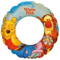 ban renang bulat pelampung swim ring winnie the pooh intex 58228