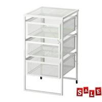 IKEA LENNART Unit Laci - Putih