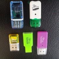 MURAH TF card reader micro usb memory card