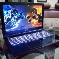 MSI Gaming Laptop GE62 Apache i7 w/ GDDR5X 960M Not ROG / Alienware