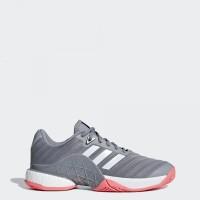 Sepatu Tennis adidas Barricade 2018 Boost - Grey Original 10e1e2945b