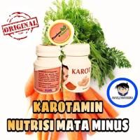 Vitamin Mata Karotamin (Nutrisi Mata Terlaris)