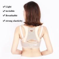 Back Care Posture Corrector Adjustable Clavicle Brace Shoulder Support