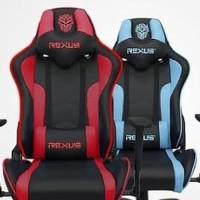 Diskon Rexus Gaming Chair Kursi Racing RGC 102 3D Armrest