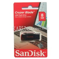 USB Flashdisk SANDISK BLADE 8GB komputer computer murah