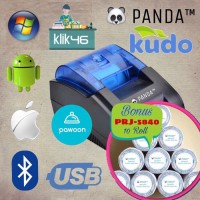 PRINTER KASIR/PPOB THERMAL 58MM PANDA PRJ-58D komputer computer murah