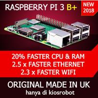 Raspberry Pi 3 Model B 1GB RAM Quad Core 1,2 G komputer computer murah
