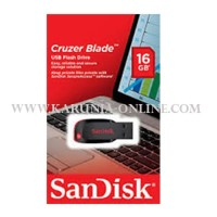 USB Flashdisk SANDISK CRUIZER BLADE 16GB komputer computer murah
