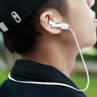 Baseus Magnetic Earphone Strap For Airpods Anti Lost Apple Iphone Ipad