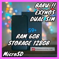 Samsung Galaxy S9+ Plus 6GB / 128GB BNIB ORI