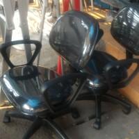 kursi komputer tangan kursi staff kursi kantor murah busa
