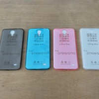 Ultra Thin Silicone - Samsung Galaxy Mega 2 / Duos / LTE (G750)