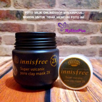 Share _ Innisfree Super Volcanic Pore Clay Mask 2x