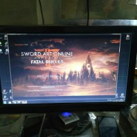 Kaset DvD Game SWORD ART ONLINE FATAL BULLET buat PC dan LAPTOP