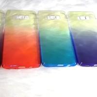 Samsung galaxy s8+ / s8 plus AURORA GRADIENT TRANSPARAN CASE