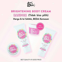 EverWhite Brightening Body Cream 100ml / Ever White