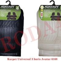 Car Carpet - Karpet Mobil Universal 3 Baris Taruna