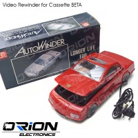 Video Rewinder Kinyo Kaset Beta