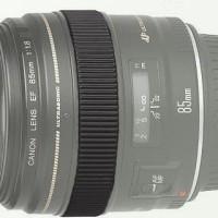 (Garege) Rubber Karet Focus Zoom Body Lensa Fix Fokus Canon Ef 85Mm