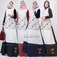 Daniella dress by Qazana,gamis casual daniella,n2_hijab_store