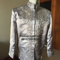 Harga baju pengantin asraf basofi silver   antitipu.com