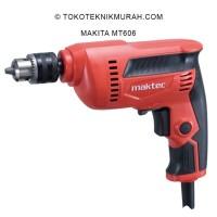 Maktec Mt606 / Mt 606 - Bor Tangan Listrik 10mm 2 Arah Barang Oke