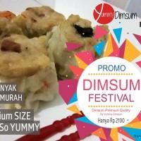 Yummy Dimsum Siomay Ayam Non Frozen Food Dim Sum Halal Tanpa MSG