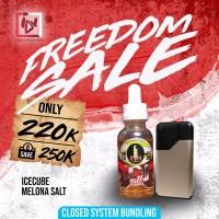 IDV FREEDOM SALE - BUNDLING FOXCONN ICUB + LIQUID