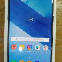 Samsung A7 second exs garansi resmi
