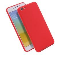 Softcase TPU Baby Skin Matte Slim Case Cover Casing HP Oppo F1s A59