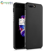 Softcase TPU Original Cocose Matte Slim Case Cover Casing HP OnePlus 5