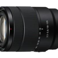 Sony E Mount 18-135mm f3.5-5.6 OSS Zoom
